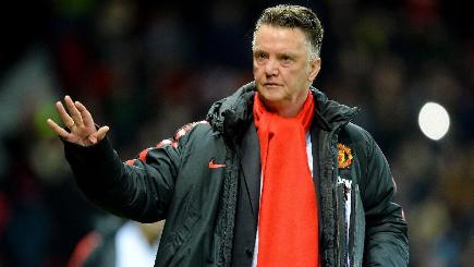 'Van Gaal's United lack spirit and invention'