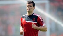 Dejan Lovren has been included in Croatia's preliminary 30-man squad