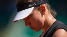 Simona Halep is already out of the French Open