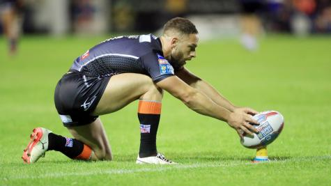 Castleford's Luke Gale named Super League Man of Steel