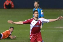 Luton stunned by Woking