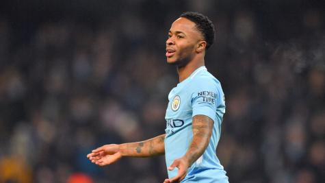 Man City star Sterling reveals: I run like my mum!