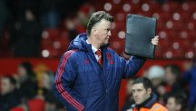 Louis van Gaal has again come out fighting amid questions over his future at Manchester United
