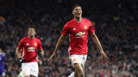 Jose Mourinho and Gareth Southgate on collision course over Marcus Rashford