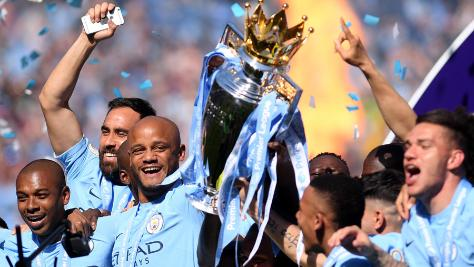 Premier League fixtures 2018-19: Man City visit Arsenal on opening weekend