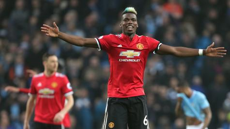 Paul Pogba: I credit Michael Carrick with my performance vs Manchester City