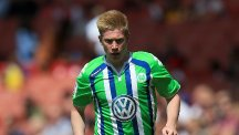 Manchester City are keen to sign Wolfsburg forward Kevin De Bruyne