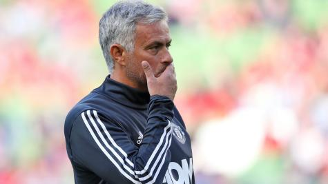 Manchester United manager José Mourinho's dig at Chelsea