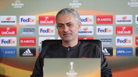 Manchester United paired with Anderlecht in last eight of Europa League
