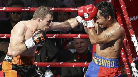 Manny Pacquiao's loss re-scored with the same outcome