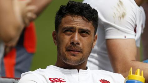 Manu Tuilagi and Denny Solomona sent home in disgrace from England training camp