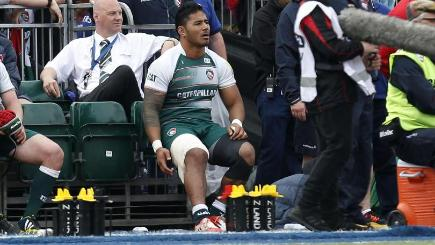 Manu Tuilagi likely to miss England's tour of Australia with torn hamstring