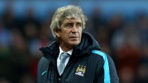 Manchester City manager Manuel Pellegrini has his eyes set on topping his Champions League group