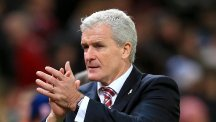 Mark Hughes praised Stoke's efficiency