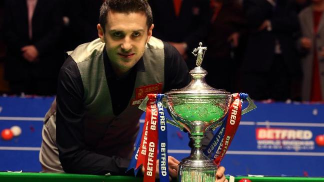 Mark Selby dedicates World Championship win to his late father-in ...