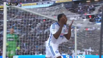 Dja believe it? Marseille star's shocking miss