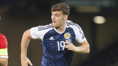 Martin confident Scotland will give Slovakia 'a right run for their money'