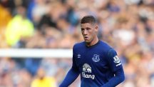 Ross Barkley, pictured, will benefit from European football, according to Roberto Martinez