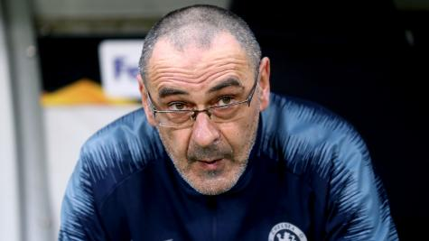 Maurizio Sarri takes over at Juventus after leaving Chelsea