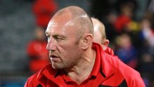Robin McBryde expects a tough test from England despite their injuries