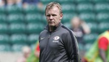 Saracens rugby director Mark McCall heaped praise on his side for their semi-final showing