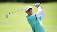 Rory McIlroy remains sidelined by a serious ankle injury