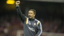 Derek Mcinnes feels his side Aberdeen squad need a break