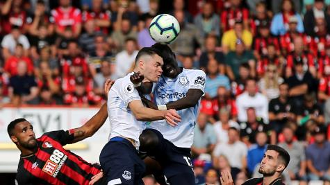 Bournemouth 2 Everton 2: Concern for Keane as Richarlison, Smith see red