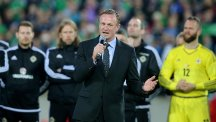 Michael O'Neill thought Northern Ireland had a fitting send off ahead of the Euros