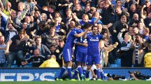 Mike Calvin is backing Chelsea to lift the Premier League title