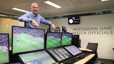 Mike Riley – VAR one of most exciting things to happen in football