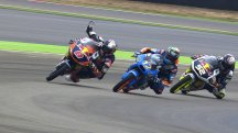 Miller and Marquez give their thoughts on Aragon clash