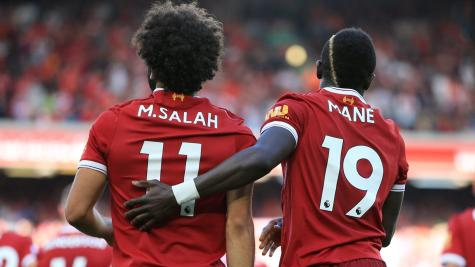 Mohamed Salah: Liverpool must keep moving forward after Sadio Mane blow