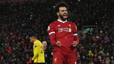 Real Madrid not pursuing Liverpool's Mohamed Salah