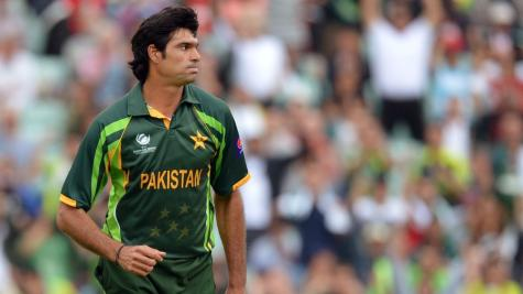 Mohammad Irfan given provisional suspension