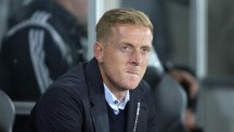 Swansea manager Garry Monk has welcomed the prospect of future investment at the club