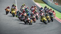 Moto2™ Entry List for 2015 finalised