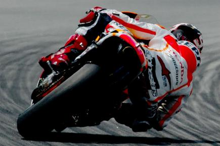 MotoGP world champion Marc Marquez