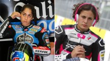 MotoGP™ gets feminine touch with Carrasco and Herrera