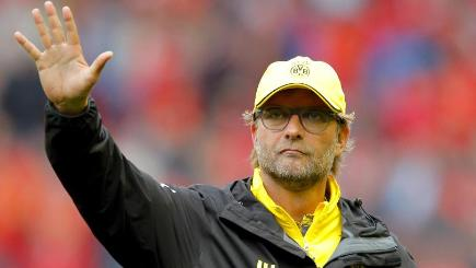Jurgen Klopp has been linked with a move to the Premier League