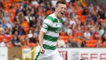 Callum McGregor rounded off victory for Celtic