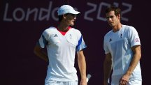 British fans are unlikely to see the Murray doubles act at this weekend's Davis Cup tie