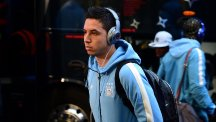 Manchester City's Samir Nasri is now focusing on Bayern Munich