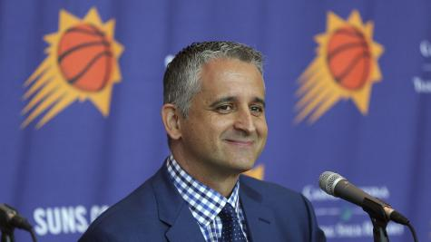 NBA Draft Lottery 2018: Phoenix Suns awarded No 1 pick