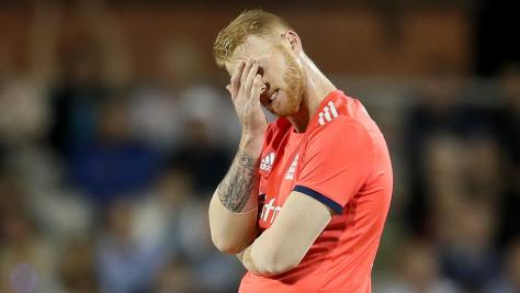 New Balance terminates contract with Ben Stokes