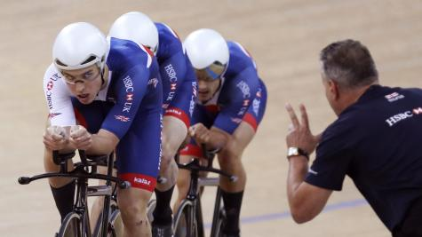 Russia and New Zealand win gold at track cycling worlds
