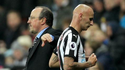 Benitez delighted with Newcastle 'intensity' for Southampton win