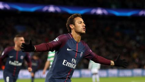 Neymar scores twice as PSG ease to comfortable victory over Rennes