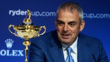 Paul McGinley is just days away from leading Europe in the Ryder Cup