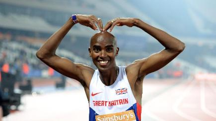 Mo Farah has been caught up in the doping allegations surrounding his coach